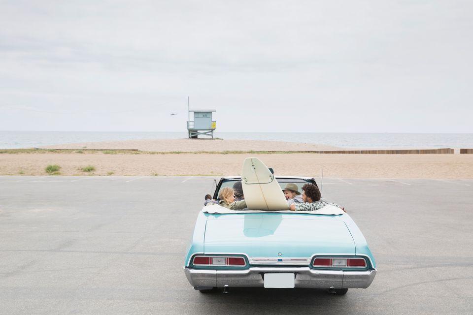 Best short road trips and getaways from la for Weekend getaway los angeles area