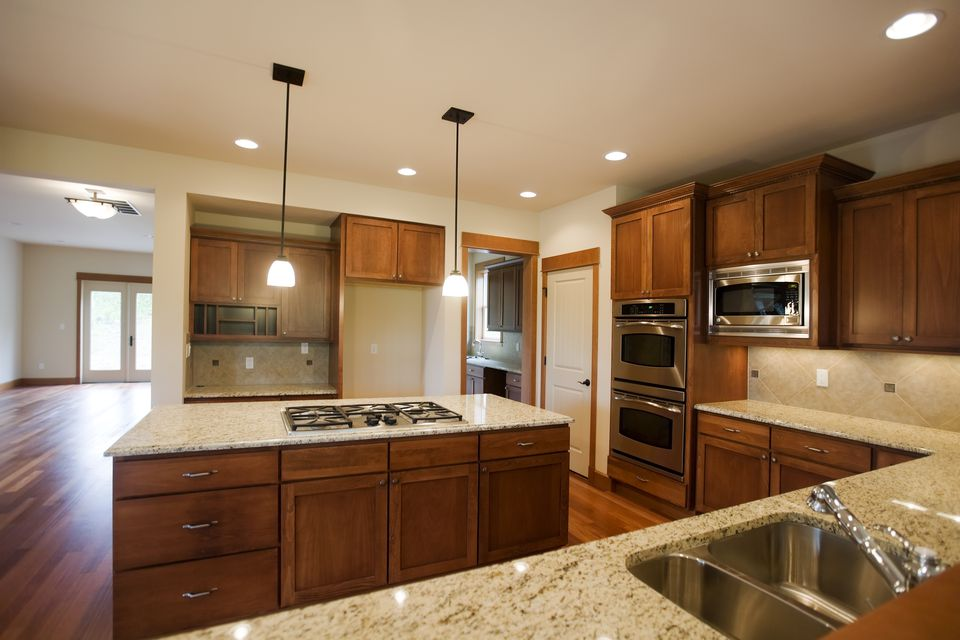 Small Kitchen Ideas With Oak Cabinets