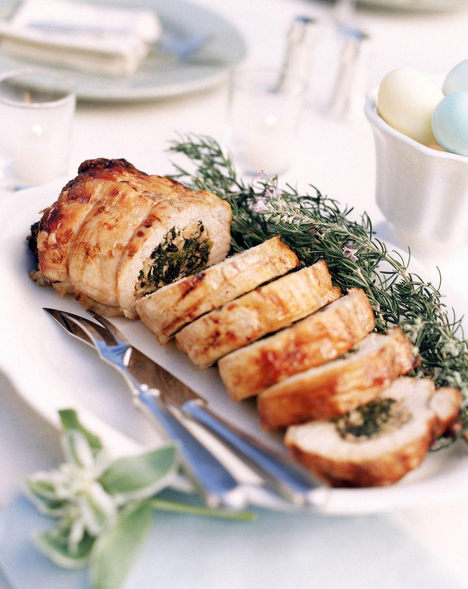 Stuffed Pork Loin
