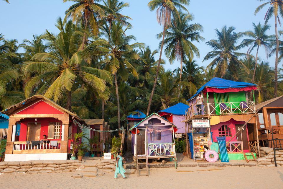 Beach Rentals In Goa