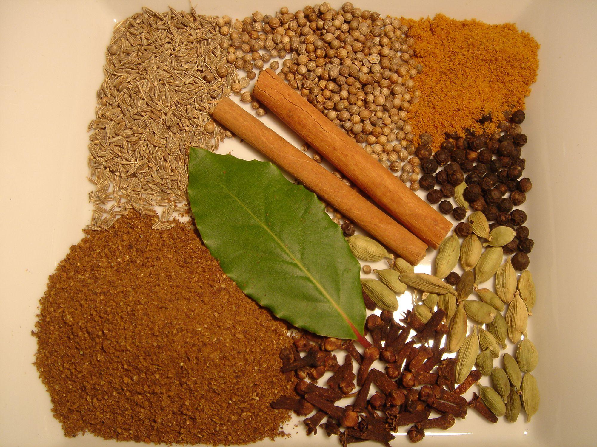 Hara Masala Green Spice Mix Recipe