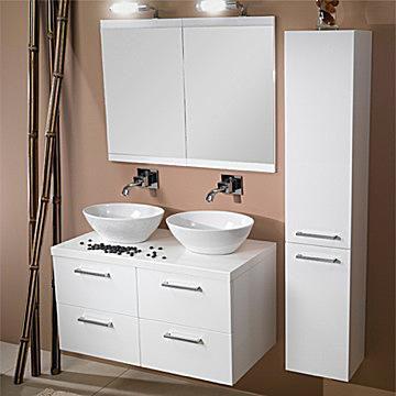 Luxury vanity set from Nameek