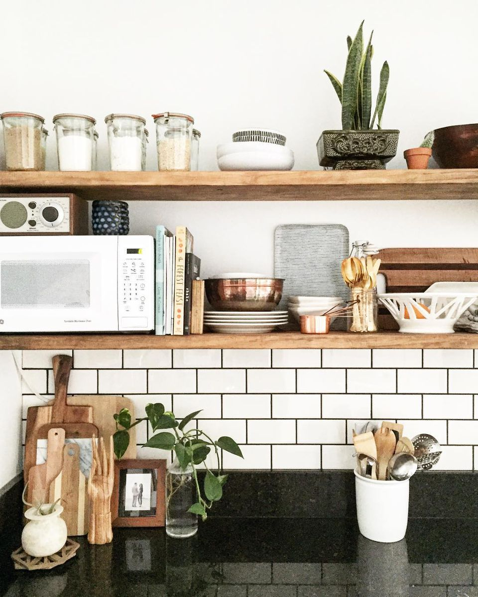 How To Organize My New Kitchen From Old Kitchen