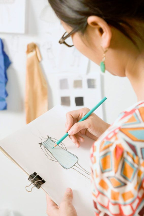 How To Draw Your Fashion Design Sketches Step By
