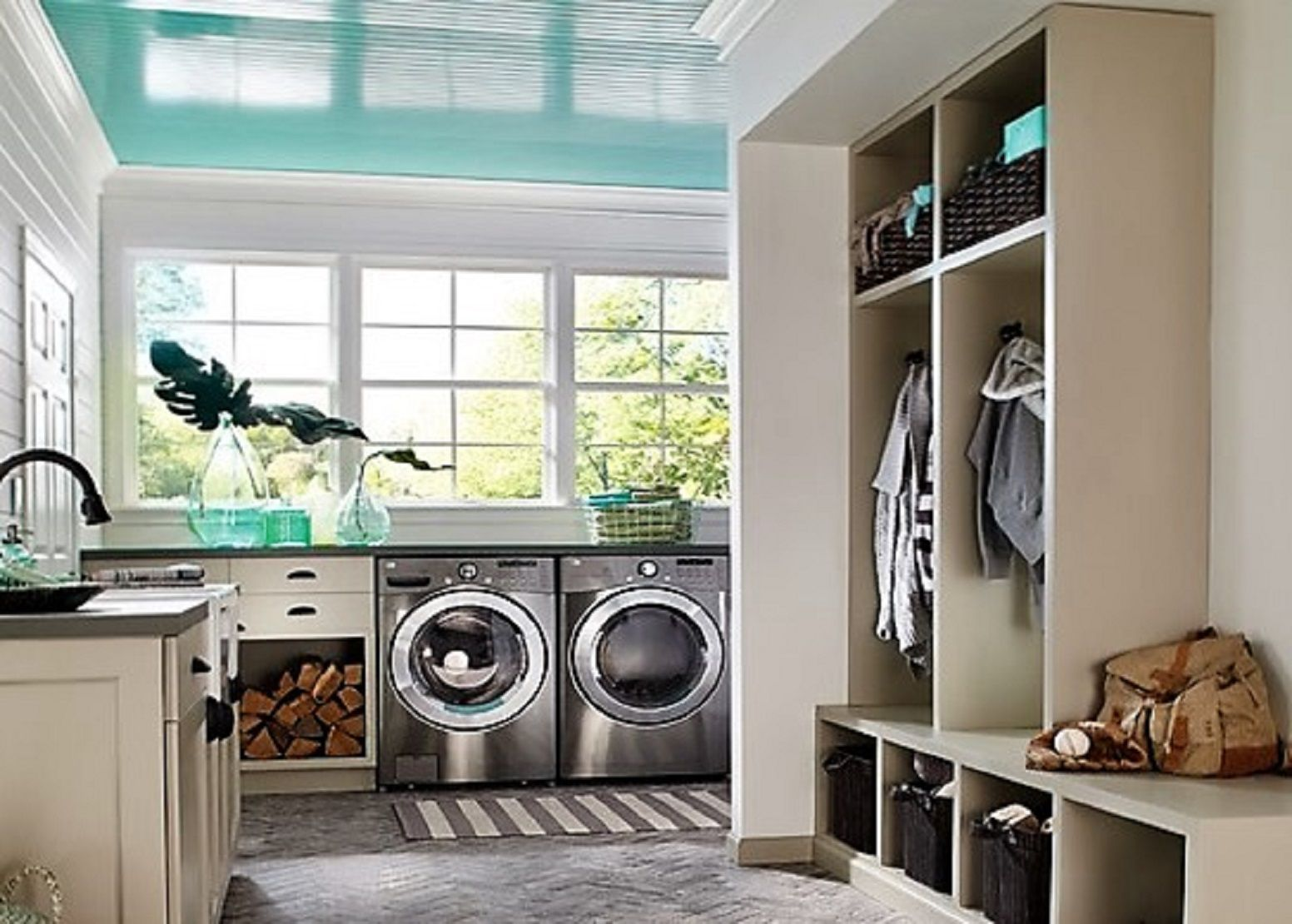 Design Laundry Room Images create feng shui in your laundry room