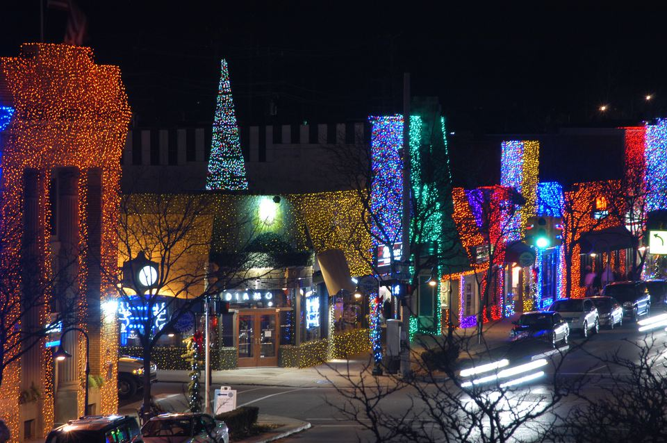 The Big, Bright Light Show in Rochester