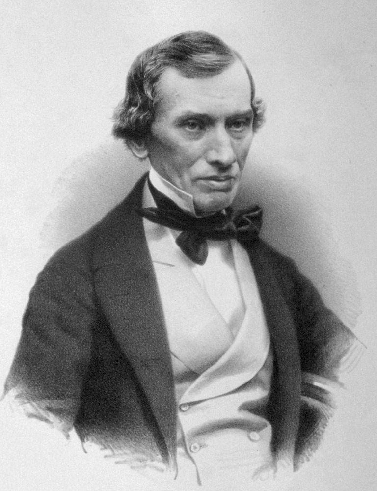 Chemist Thomas Graham