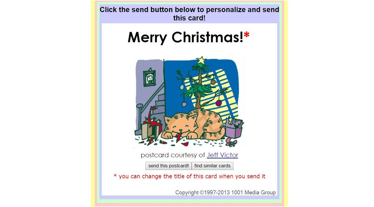 The best christmas e card sites kristyandbryce Gallery