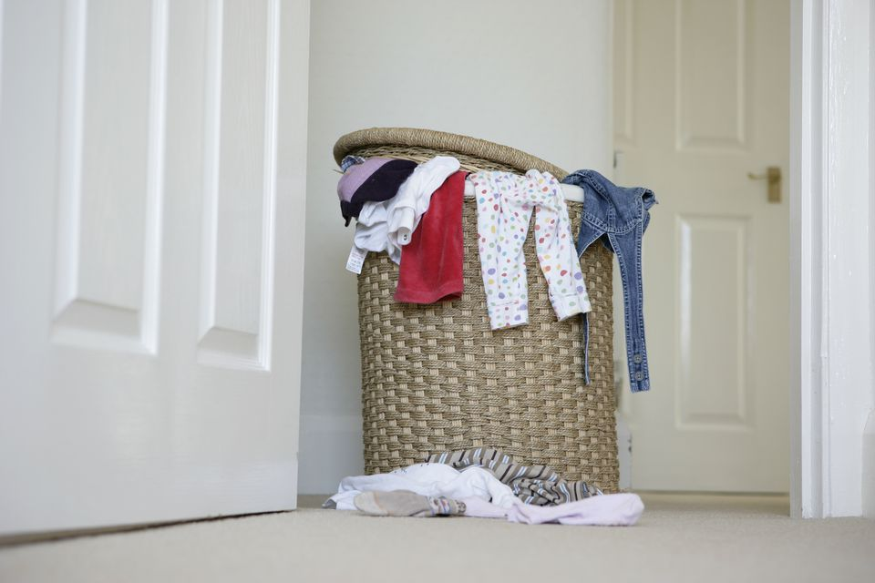 How to remove laundry hamper odor for How to get fish smell out of clothes
