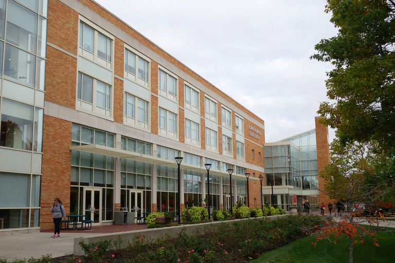 Bowling Green State University Student Center