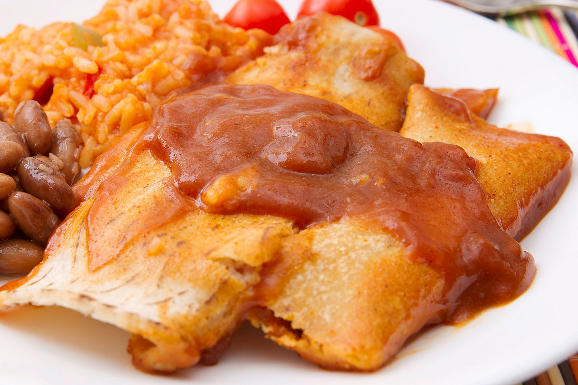 Mexican Enchiladas Rancheras Recipe