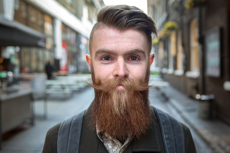 guy with beard for Spanish lesson
