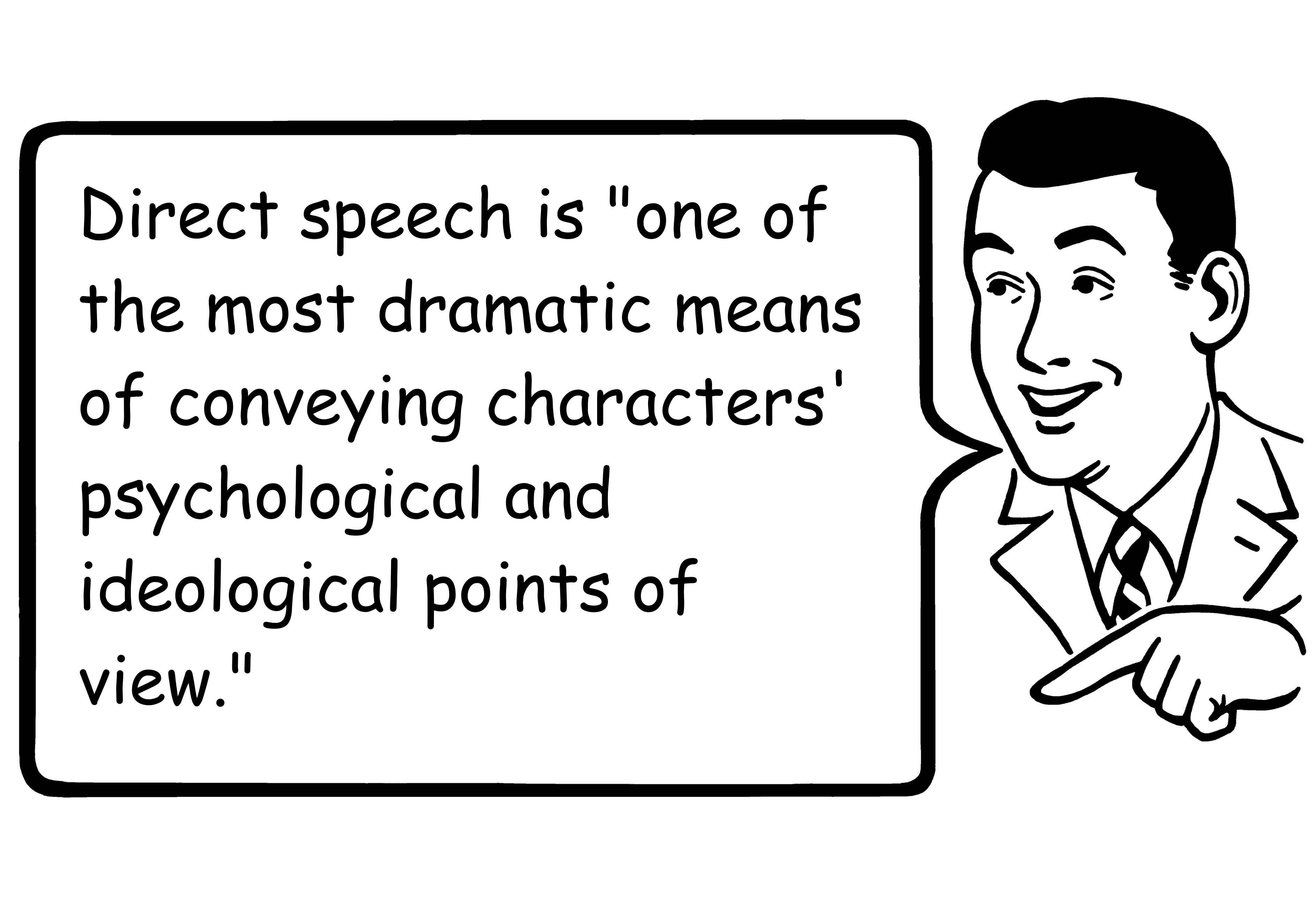 Direct Quote Definition And Examples Of Direct Quotations