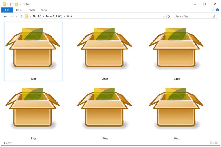 TGZ Files