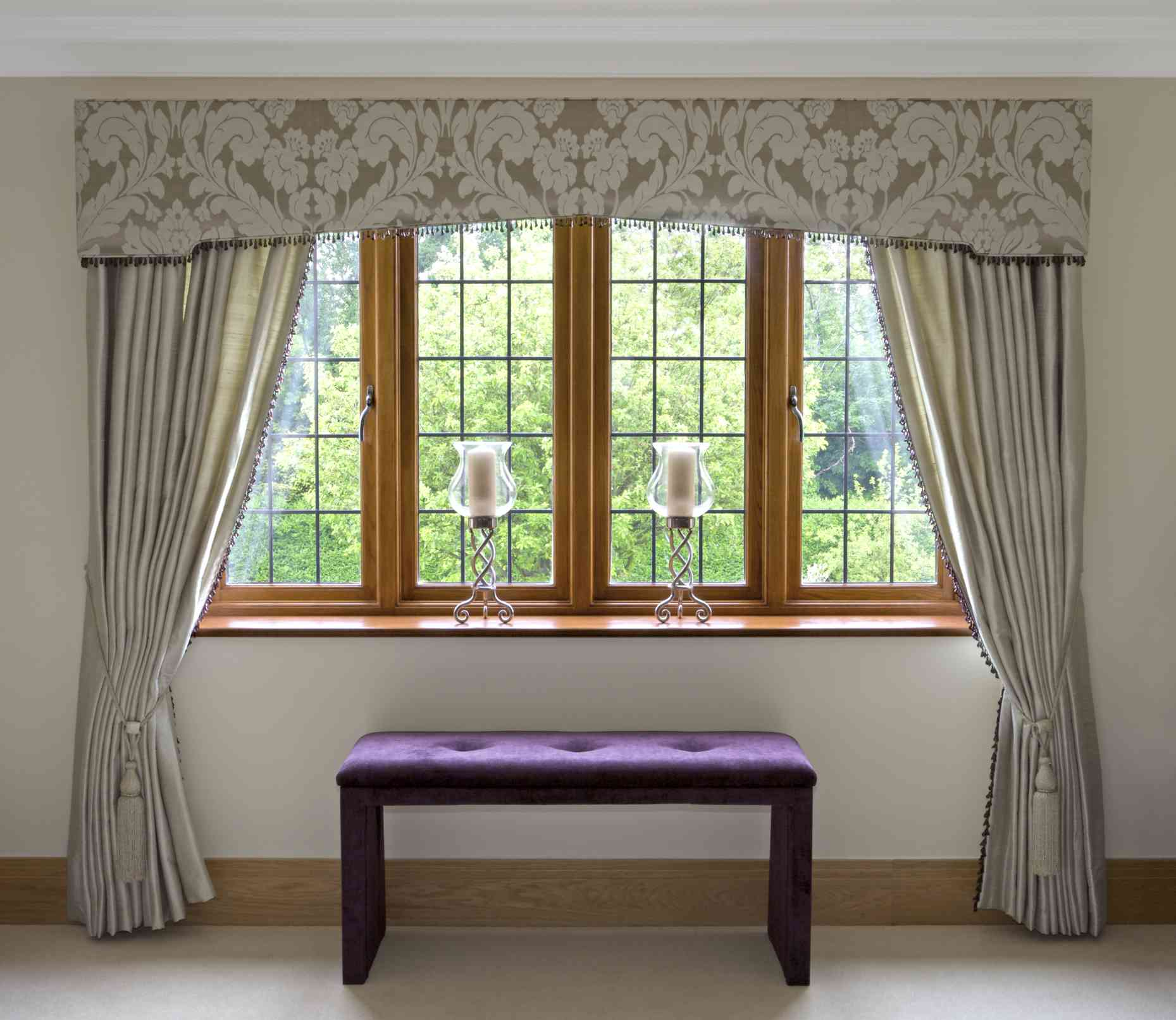 elegante curtains sequined p tuck x expand valance gold light to click window treatment