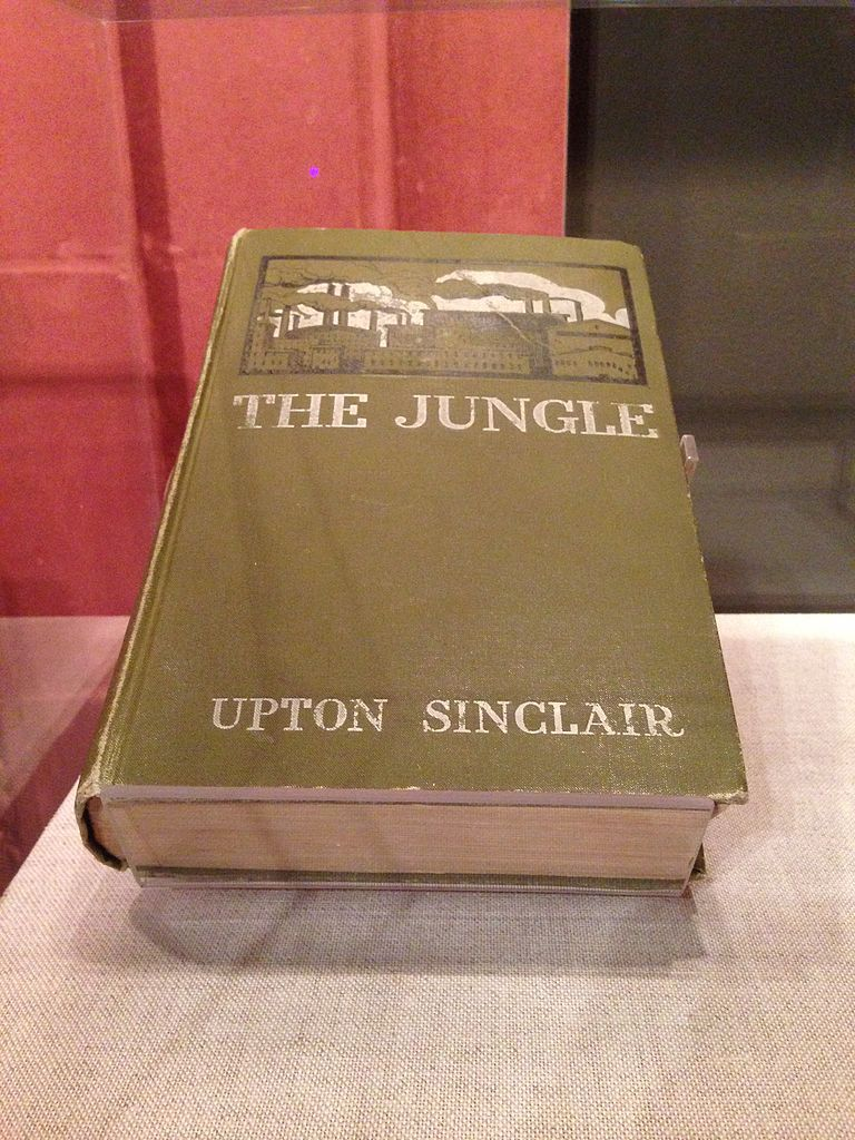 a review of upton sinclairs the jungle The jungle, by upton sinclair some years ago i subscribed to the biblical archeology review hoping to find out what has been dug up in the holy land.