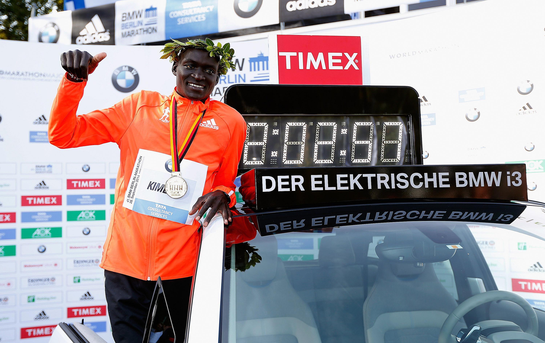 Dennis Kimetto: From the Farm to the Marathon Record Book