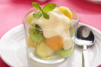 How To Make A Rich Vanilla Custard Sauce For Bread Pudding