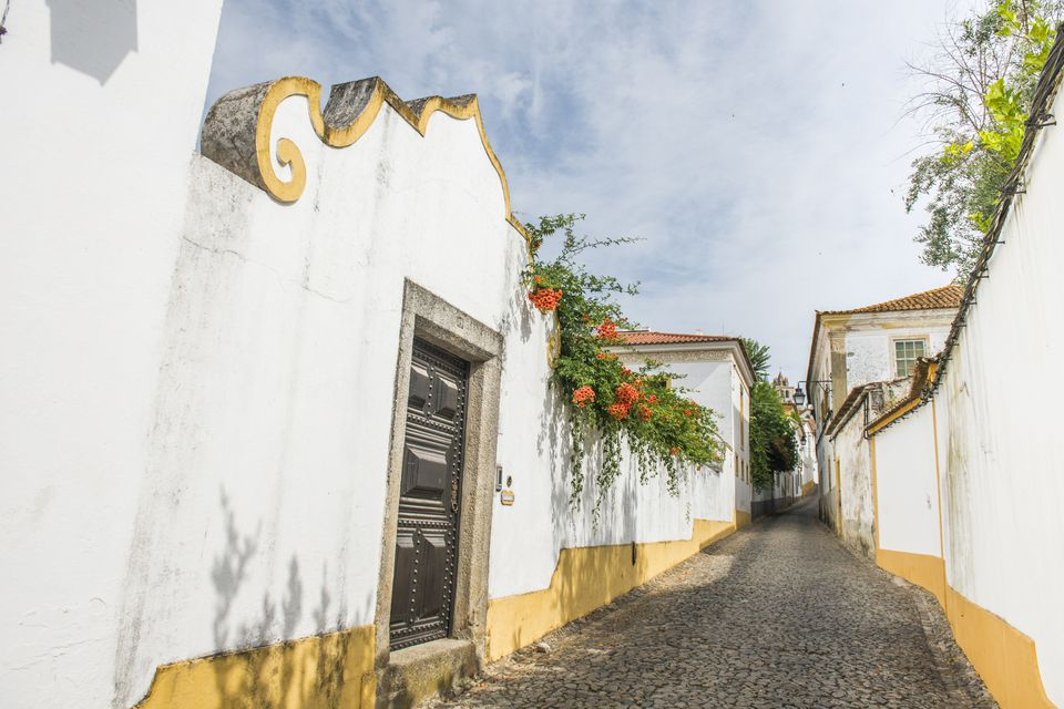 Laneways of Evora
