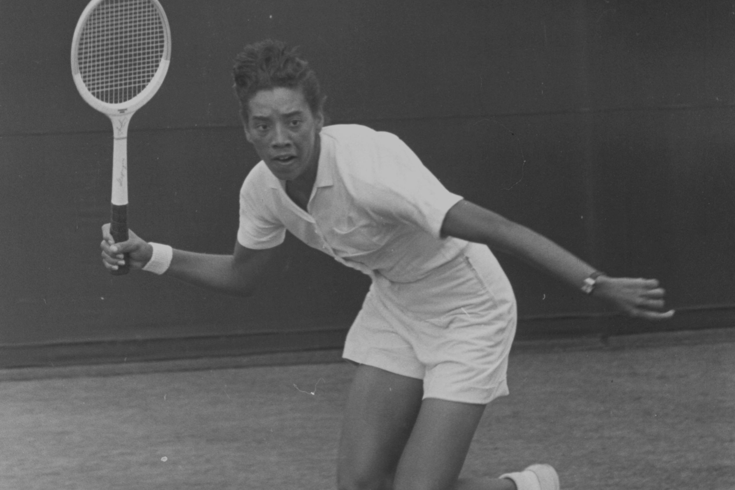 Althea Gibson Biography of Tennis Pioneer