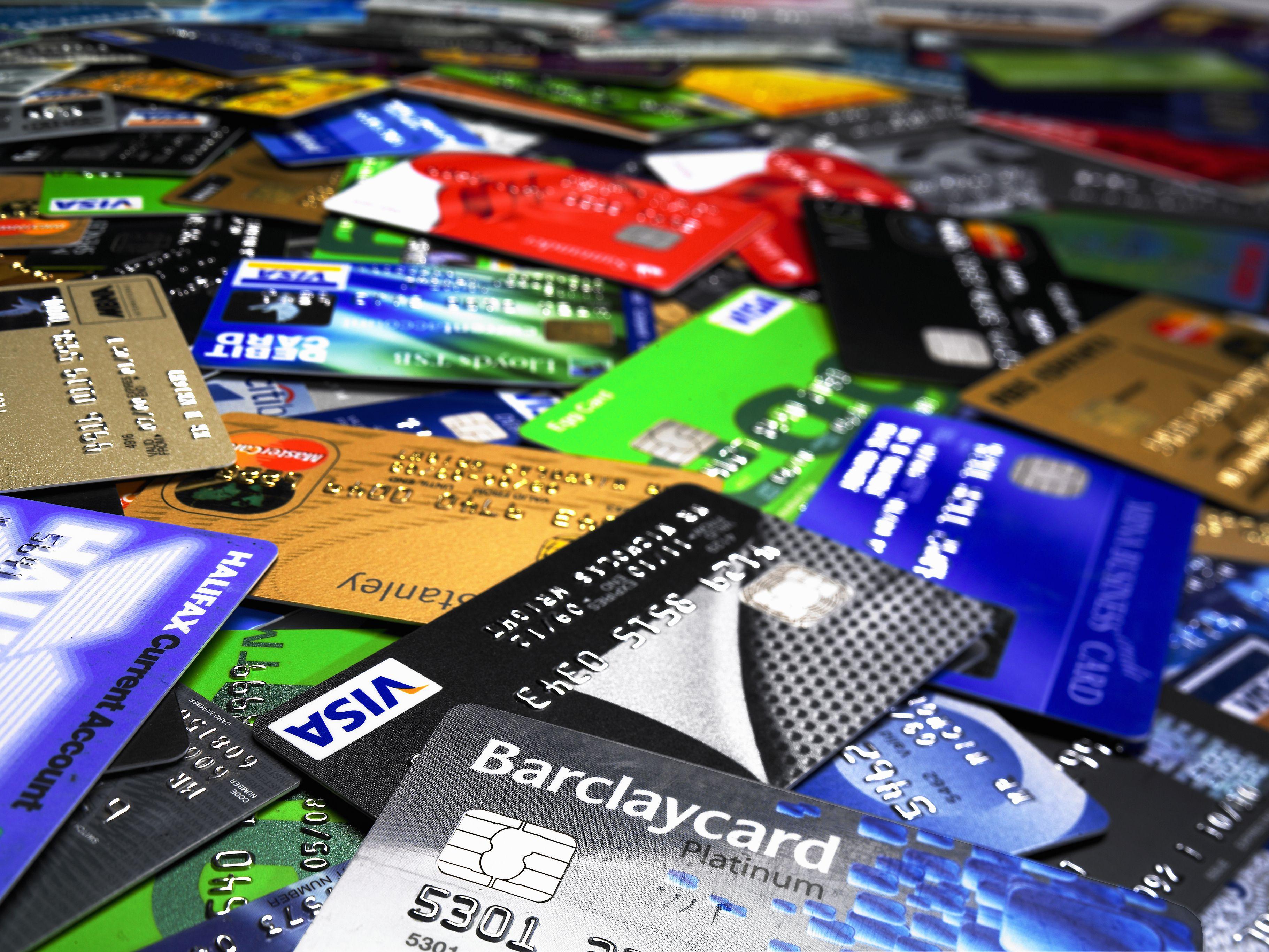 Credit card basics assorted credit cards magicingreecefo Choice Image