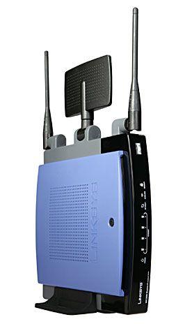 Linksys WRT300N - Wireless-N Broadband Router