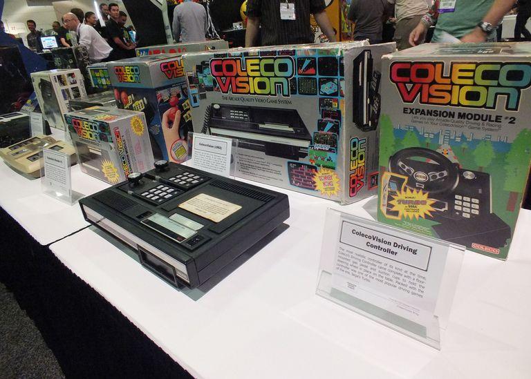 2013 E3 - VHM Colecovision