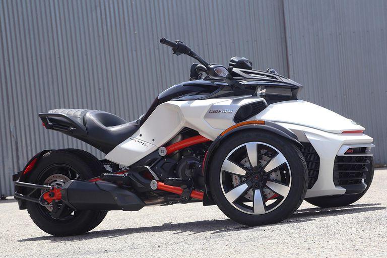 2015 BRP Can-Am Spyder F3