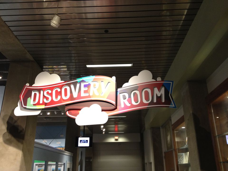 Discovery Room at St. Louis Science Center