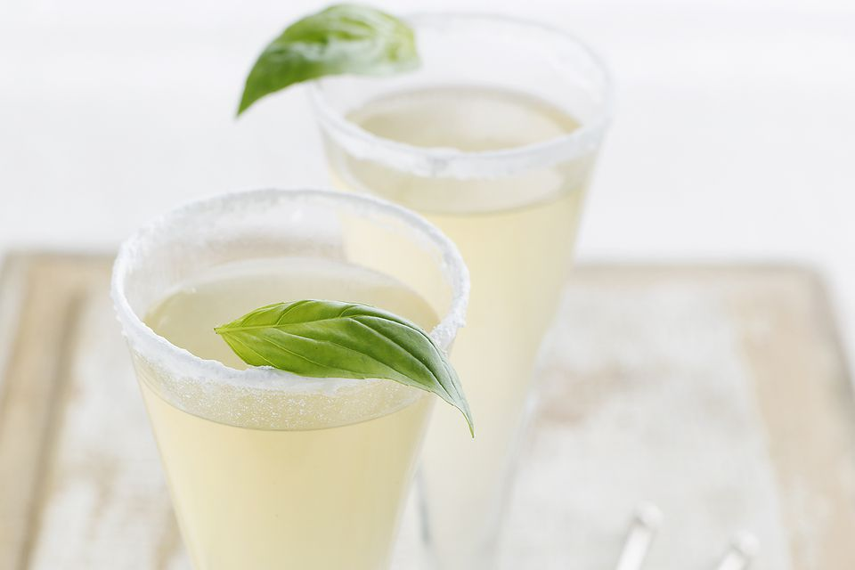 Basil-ica Cocktail