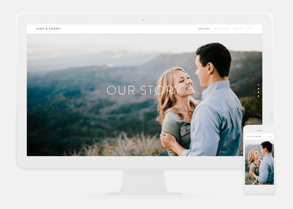4 Best Wedding Website Providers for Modern Couples