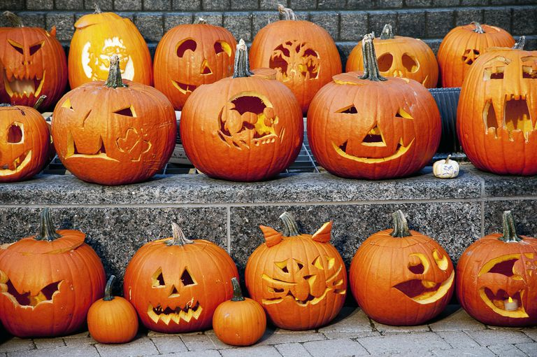 How to preserve a carved halloween jack o lantern - Making a pumpkin keg a seasonal diy project ...