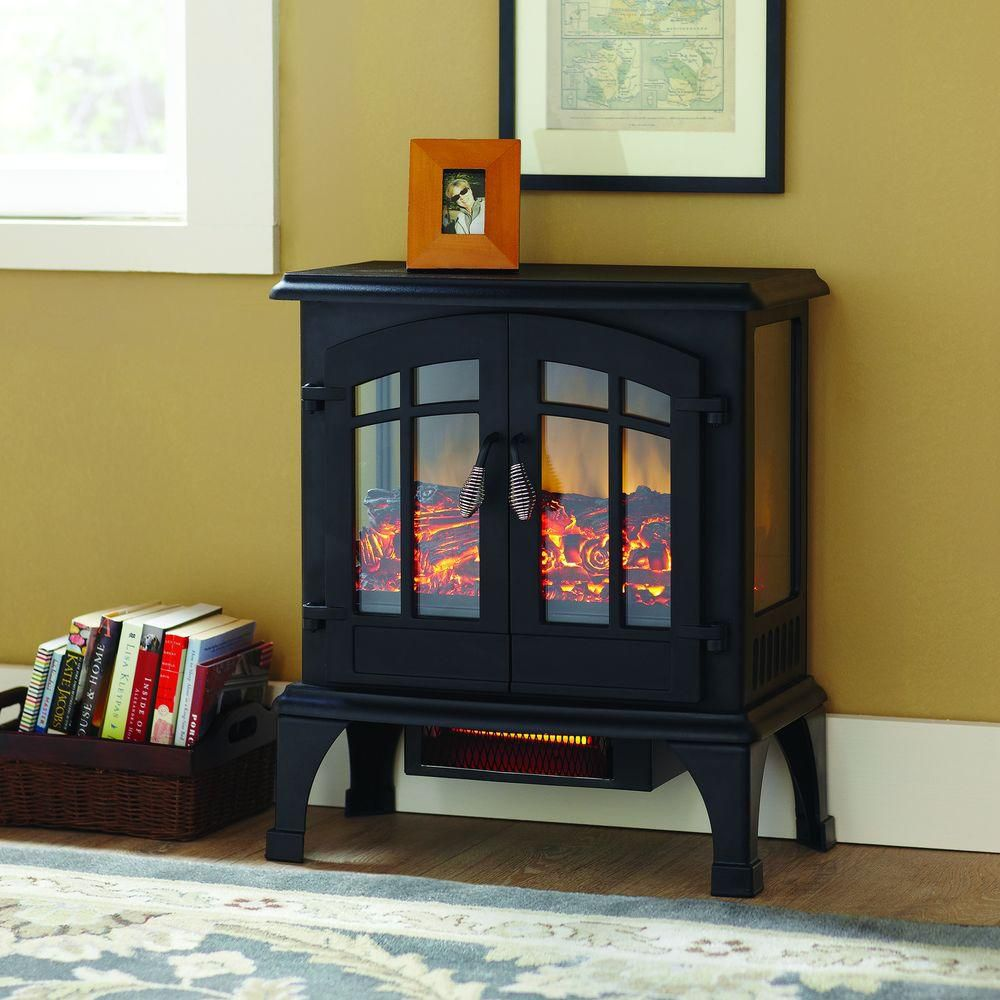 Read reviews and buy the best electric fireplace heaters from top manufacturers including Duraflame