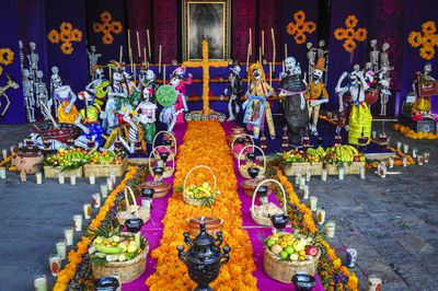 Resultado de imagen para altar día de muertos