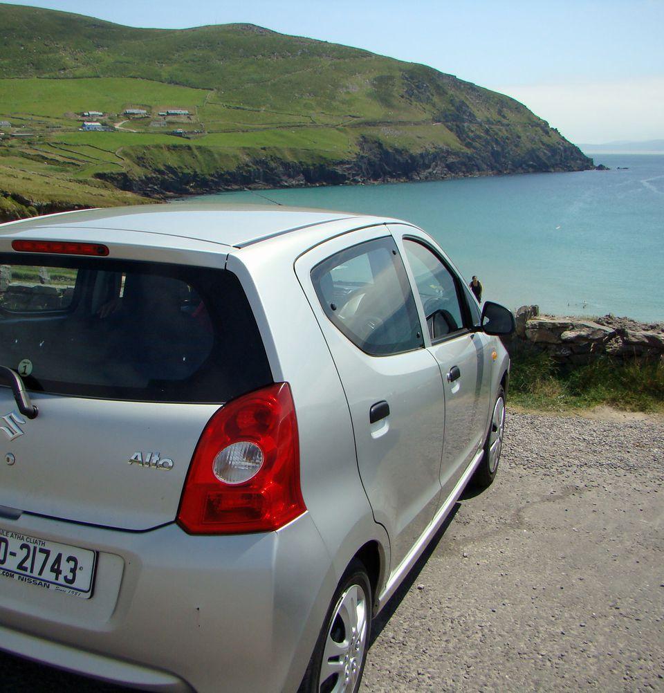 Manage car rentals carefully in Ireland