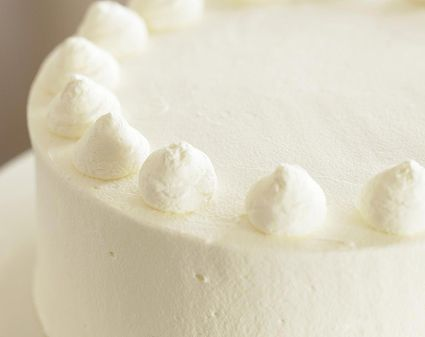 how to make a basic white cake