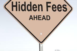 Hidden Fees Ahead