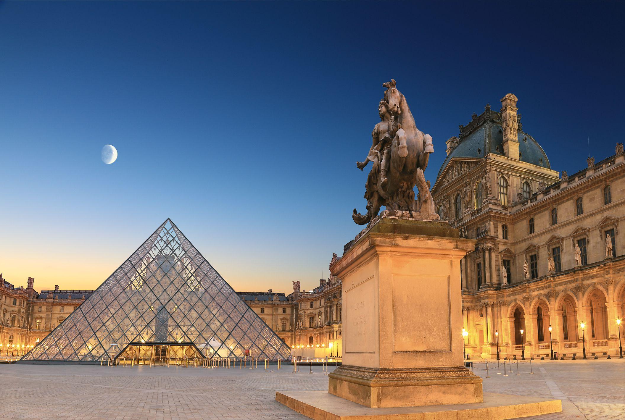 Art Car Museum >> How To Enjoy the Louvre Museum in Paris