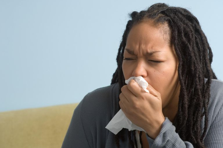 The signs of Pneumonia