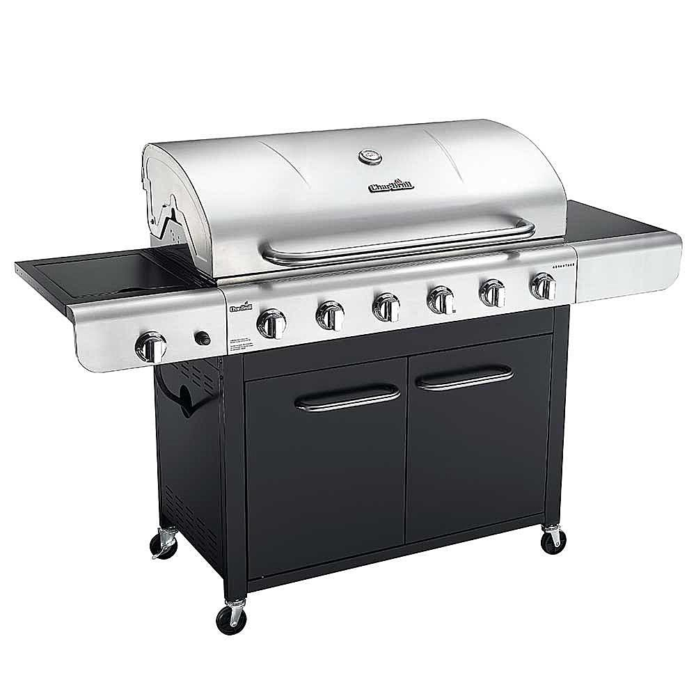 Char broil commercial series gas grill - Char Broil Commercial Series Gas Grill 45