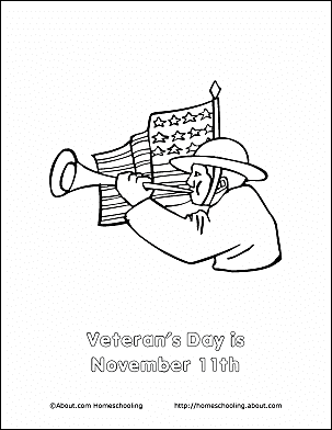 veterans day coloring pages pdf - educational and entertaining veteran 39 s day printables