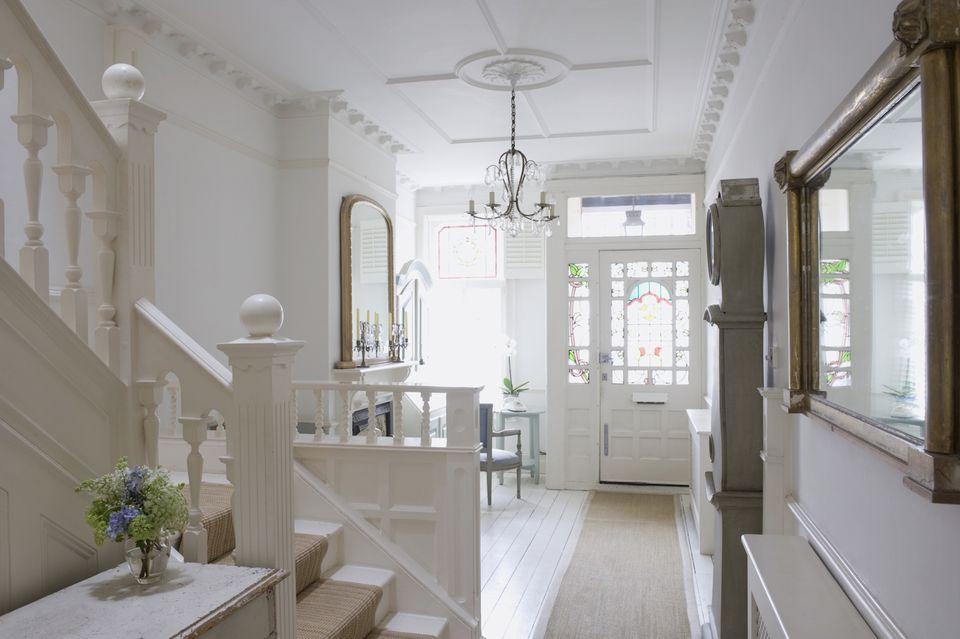 Small foyer ideas