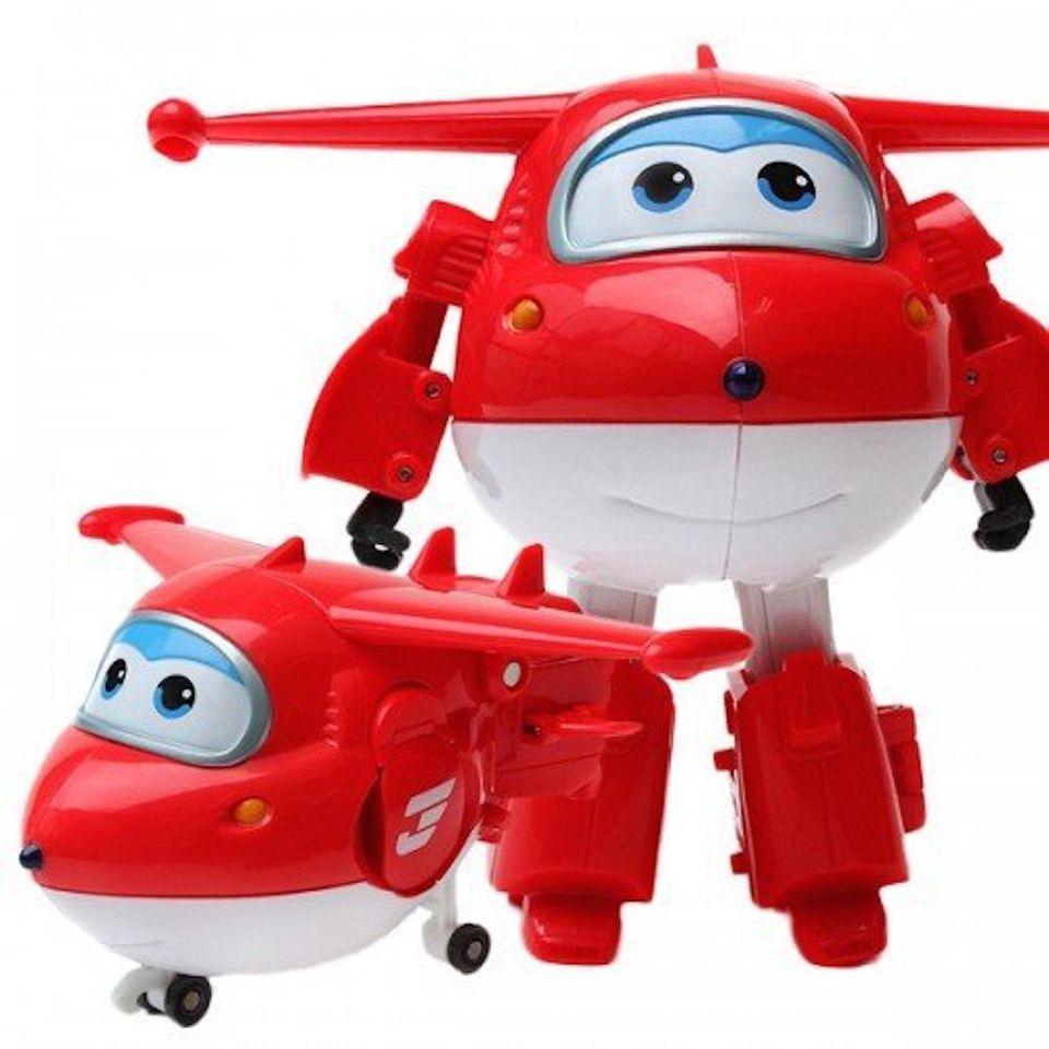 Super Wings Jett Toy