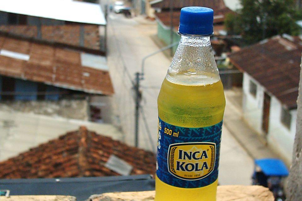 Inca Kola, Peru soft drink