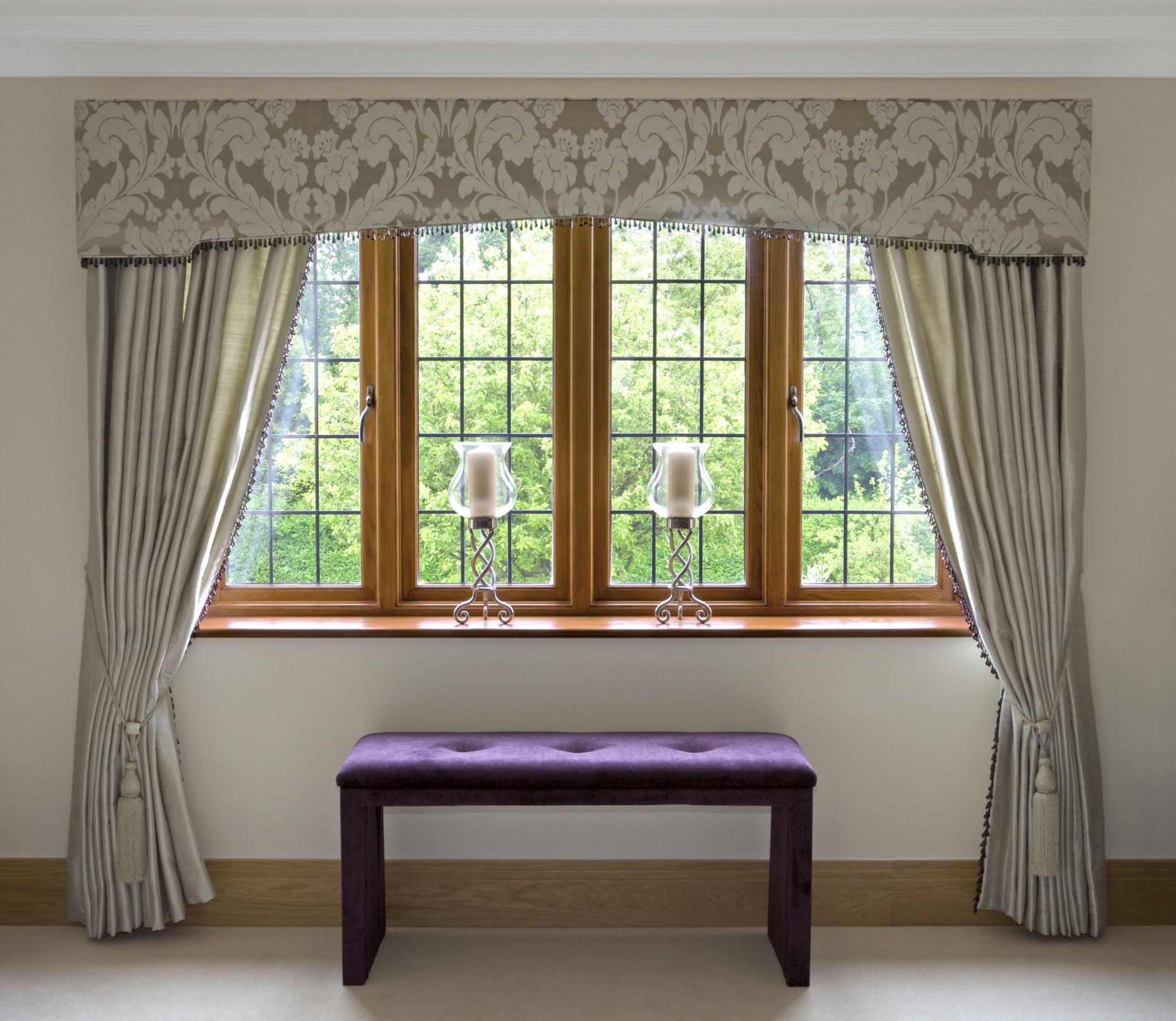 How To Make A Window Curtain Valance
