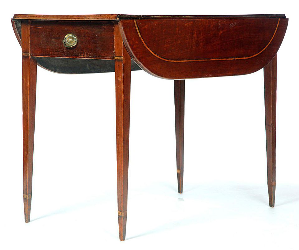British english antique furniture styles for Antique furniture styles explained