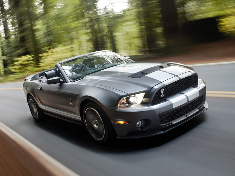 2009 Shelby Mustang GT500