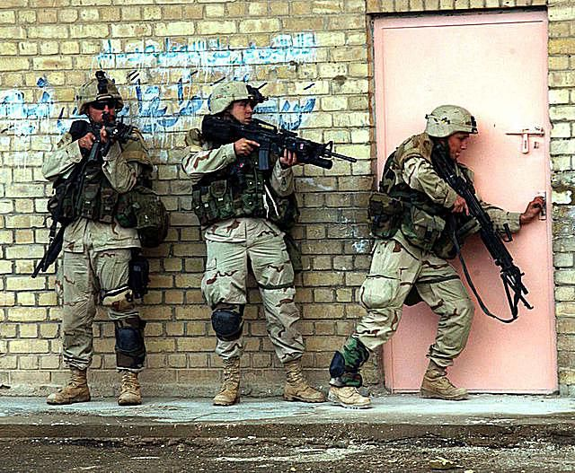 Iraq War Military History Battle Of Fallujah