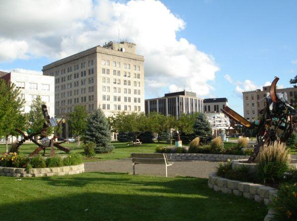Downtown Hammond, Indiana