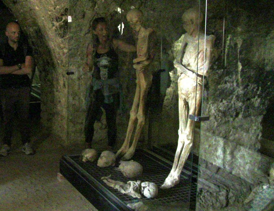 Italian mummies photo